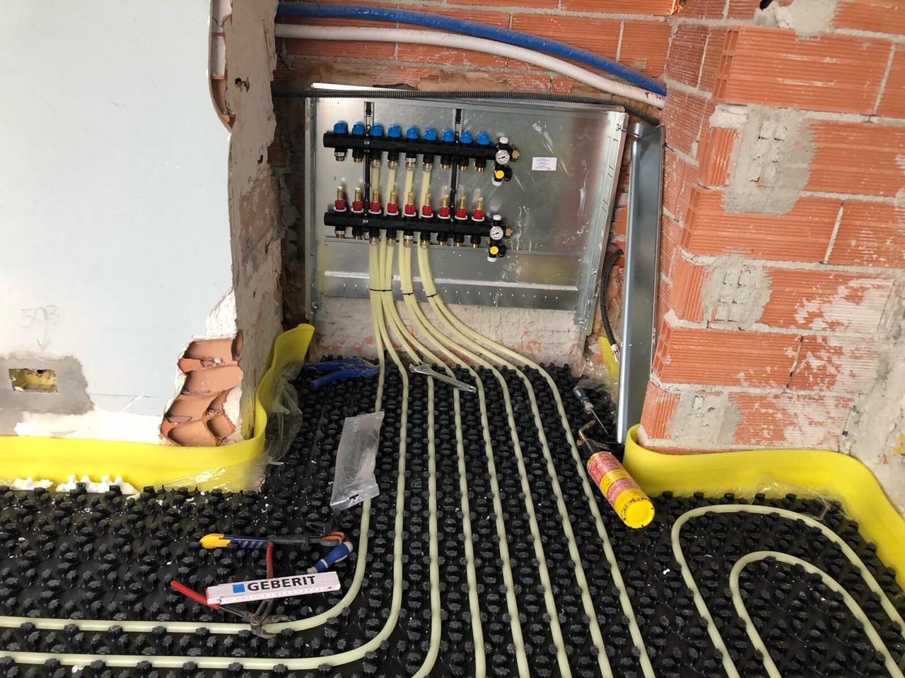 Rifare Impianto Idraulico Casa ruzzi termoidraulica | impianti idraulici e termoidraulici