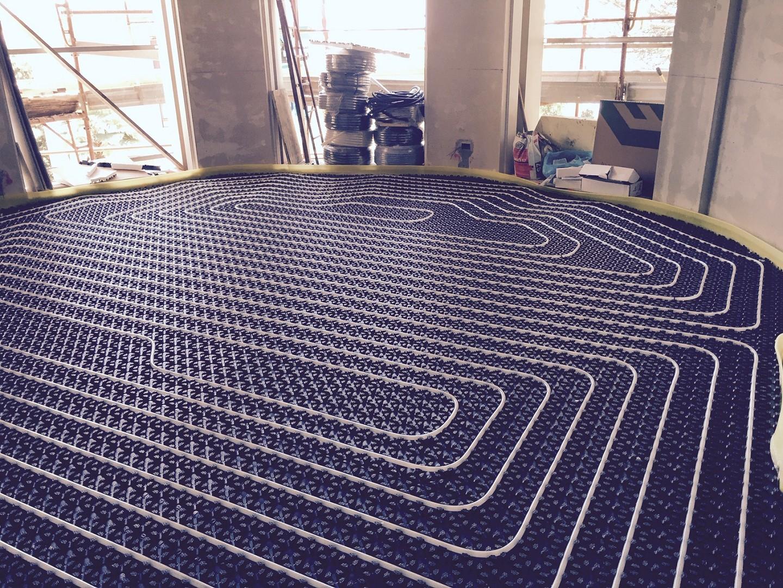 Ristrutturazione Riscaldamento A Pavimento ruzzi termoidraulica   impianti idraulici e termoidraulici